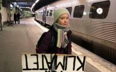 Greta Thunberg. Picture: Twitter/Greta Thunberg