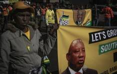 Members the ANC Sedibeng region, branches marching to Luthuli House in Johannesburg to hand over the memorandum of their demands on 24 June 2019.Picture: Sethembiso Zulu/EWN