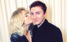 Meghan Trainor with her significant other Daryl Sabara. Picture: @meghan_trainor/Instagram.