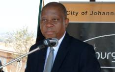 FILE: Johannesburg Mayor Herman Mashaba. Picture: @HermanMashaba/Twitter
