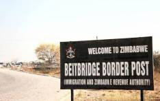 The Beit Bridge border post between South African and Zimbabwe. Picture: @HomeAffairsSA/Twitter