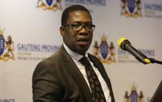 Gauteng Education MEC Panyaza Lesufi. Picture: Christa Eybers/EWN.