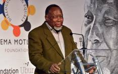 FILE: Kgalema Motlanthe said there were a number of growth and restoration solutions that should be created. Picture: GCIS.
