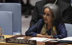 Newly-appointed Ethiopia's first female president Sahle-Work Zewde. Picture: United Nations Photo.