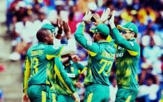 The Proteas. Picture: cricket.co.za