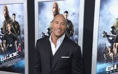 FILE: Dwayne 'The Rock' Johnson. Picture: AFP
