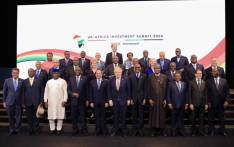 African leaders attending the first UK-Africa Investment Summit in London on 20 January 2020 hosted by UK Prime Minister Boris Johnson. Picture: @UrugwiroVillage/Twitter