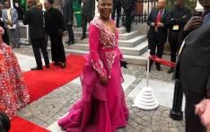 Public Protector Busisiwe Mkhwebane. Picture: Cindy Archillies/EWN