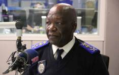 FILE: JMPD chief David Tembe. Picture: Radio 702.