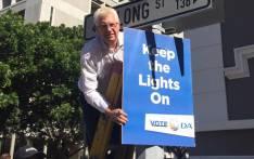 The DA's Western Cape premier candidate Alan Winde. Picture: @Our_DA/Twitter