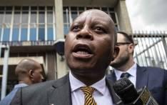 Johannesburg Mayor Herman Mashaba. Picture: Abigail Javier/EWN