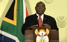 FILE: President Cyril Ramaphosa unveils an economic stimulus package at the Union Buildings in Pretoria on 21 September 2018. Picture: @PresidencyZA/Twitter