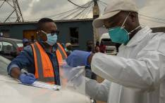 Gauteng healthcare workers screening Alexandra residents for coronavirus (COVID-19) on 31 March 2020 following the roll out of massive community screenings and testing programmes by the provincial executive council. Picture: Ahmed Kajee/EWN.