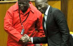 EFF leader Julius Malema and DA Parliamentary leader Mmusi Maimane. Picture: GCIS.