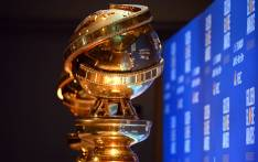 FILE: In this file photo taken on 9 December 2019, Golden Globe statues are set by the stage ahead of the 77th Annual Golden Globe Awards nominations announcement in Beverly Hills. Picture: AFP