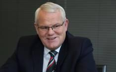 FIEL: Former KZN Hawks boss Johan Booysen.  Picture: Christa Eybers/EWN