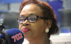 Journalist Thandeka Gqubule. Picture: Talk Radio 702