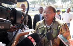 FILE: Community safety MEC Faith Mazibuko says they want to see a Gauteng that is safe for women and children. Picture: EWN