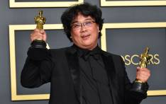 Director Bong Joon-ho, winner of the Original Screenplay, International Feature Film, Directing, and Best Picture awards for Parasite, poses in the press room during the 92nd Annual Academy Awards at Hollywood and Highland on 9 February 2020 in Hollywood, California. Picture: AFP