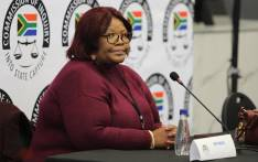 Former ANC MP Vytjie Mentor gives testimony in the state capture commission of inquiry on 27 August 2018.  Picture: Christa Eybers/EWN