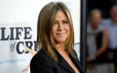 FILE: Actress Jennifer Aniston. Picture: AFP.