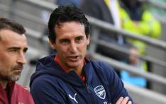 Arsenal manager Unai Emery. Picture: @Arsenal/Twitter