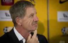 Bafana Bafana coach Stuart Baxter. Picture: AFP