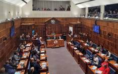 FILE: Western Cape Premier Alan Winde delivers his State of the Province Address in the provincial legislature on 18 July 2019. Picture: @alanwinde/Twitter