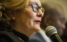 FILE: Helen Zille talks during a press conference on 13 June 2017 in Johannesburg. Picture: AFP