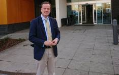 Conservative Party MP Charlie Elphicke. Picture: @CharlieElphicke/Twitter.