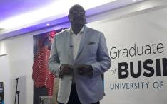 FILE: Music mogul and entrepreneur Dr Matthew Knowles at the University of Cape Town's Graduate School of Business. Picture: Masa Kekana/EWN.