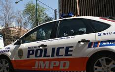 Johannesburg Metro Police Department patrol vehicle. Picture: EWN.