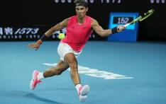 World number one tennis player Rafa Nadal. Picture: @AustralianOpen/Twitter