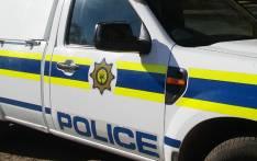 A police van. Picture: Winnie Theletsane/EWN