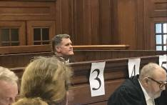 Former Sotheby's executive Jason Rhode appeared at the Western Cape High Court on 6 December 2018. Picture: Shamiela Fisher/EWN