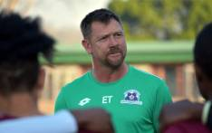 Maritzburg United coach Eric Tinkler. Picture: maritzburgunited.co.za