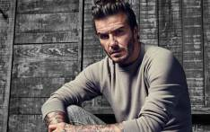 FILE: Retired soccer star David Beckham. Picture: Instagram/@davidbeckham.
