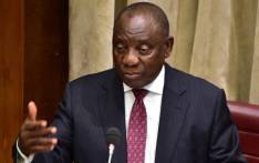 Ramaphosa said the newly launched district development plan had already assisted government in identifying challenges facing the areas where the model has been piloted. Picture: @PresidencyZA/Twitter