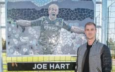 Former Manchester City goalkeeper Joe Hart. Picture: @ManCity/Twitter