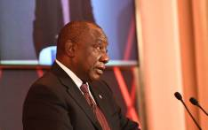 FILE: Cyril Ramaphosa urged residents to pay for their electricity usage, saying if they didn't, they were part of the problem. Picture: @PresidencyZA/Twitter.