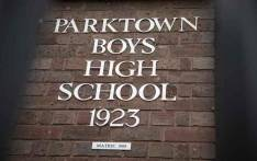 Parktown Boys' High School. Picture: Abigail Javier/EWN