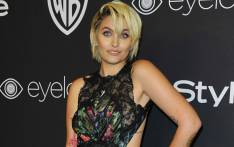 Paris Jackson. Picture: AFP