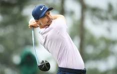 FILE: Trevor Immelman of South Africa plays his shot from the third tee during the third round of the Masters at Augusta National Golf Club on 13 April 2019 in Augusta, Georgia. Picture: AFP
