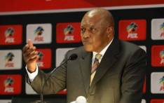 PSL chairman Dr Irvin Khoza at press briefing in Johannesburg on 29 January 2019. Picture: @OfficialPSL/Twitter