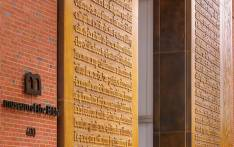 The Museum of the Bible in Washington. Picture: @museumofBible/Twitter.