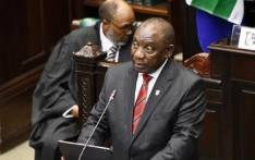 President Cyril Ramaphosa opening the National House of Traditional Leaders in Parliament on 25 February 2020. Picture: @PresidencyZA/Twitter