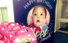 One of the youngest premature babies born in South Africa, Baby Hope Daniels, has turned one. Picture: Kaylynn Palm/EWN.