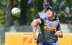 Pieter-Steph du Toit at training for the Stormers ahead of the new Super Rugby season.