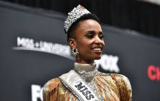 Miss Universe 2019 Zozibini Tunzi, of South Africa, appears at a press conference following the 2019 Miss Universe Pageant at Tyler Perry Studios on 08 December 2019 in Atlanta, Georgia. Picture: AFP