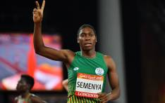 FILE: SA athlete Caster Semenya. Picture: AFP.